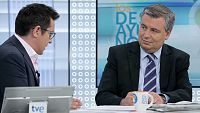Los desayunos de TVE - Jordi Xuclà, Diputado del PDeCAT - ver ahora