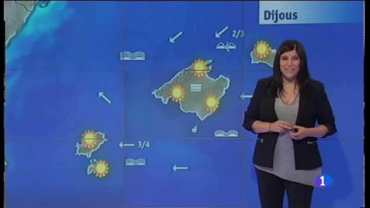 El temps a les Illes Balears - 07/06/17