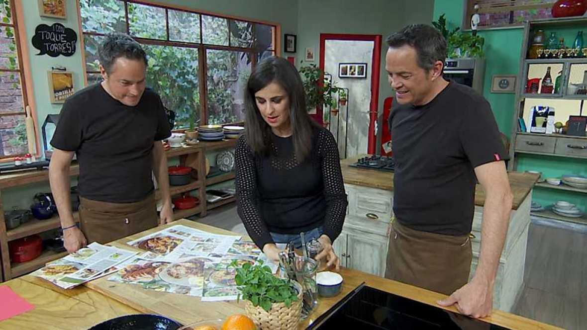 Torres en la cocina - Reto de sandwiches Torres - ver ahora