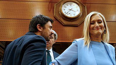La moción de censura de Podemos contra Cifuentes no saldrá adelante