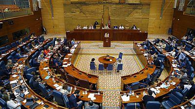 La moción de censura de Podemos contra Cifuentes fracasa por falta de apoyos