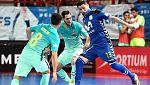 Fútbol Sala - Liga Nacional Play Off, 1º partido: Movistar Inter - FC Barcelona Lassa