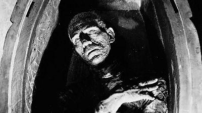 Las momias en el cine