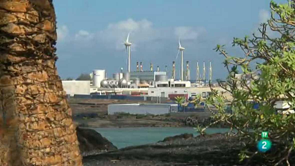 La Aventura del Saber. TVE. Lanzarote, horizonte 100% sostenible