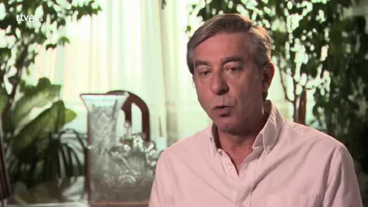 """Pedro Fuentes, presidente Asociación """"Son nuestros hijos"""""""