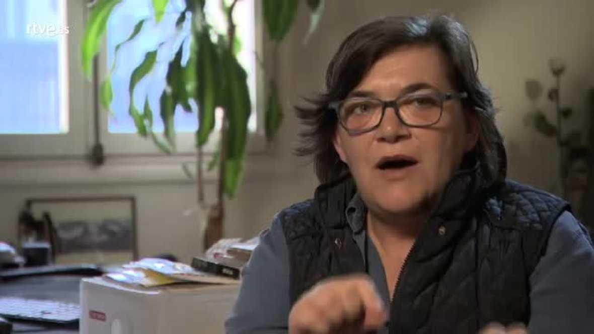 "Alicia Miyares, portavoz ""No somos vasijas"""