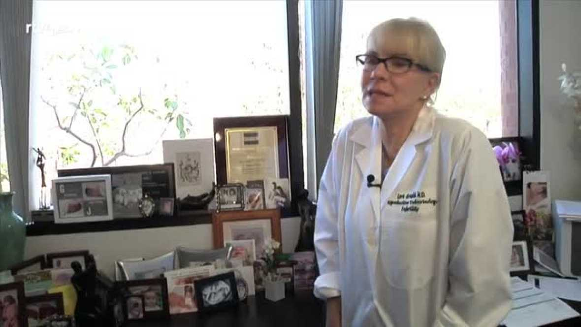 Lori Arnold, directora de California Center for Reproductive Medicine