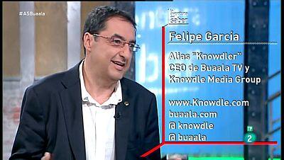 La Aventura del Saber. TVE. Felipe García