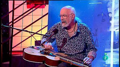 La Aventura del Saber. TVE. Música en directo. Nos visita el compositor uruguayo Flaco Barral