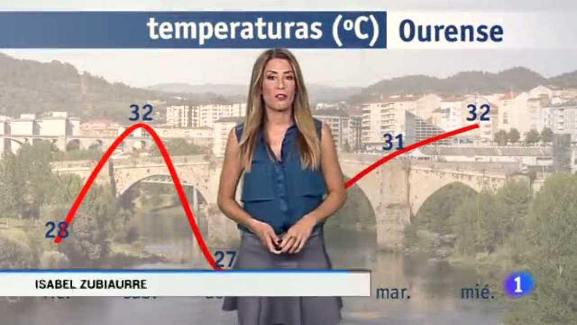 El tiempo en Galicia - 09/06/17