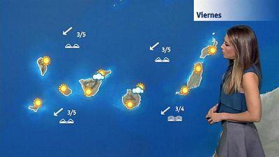 El tiempo en Canarias - 09/06/2017
