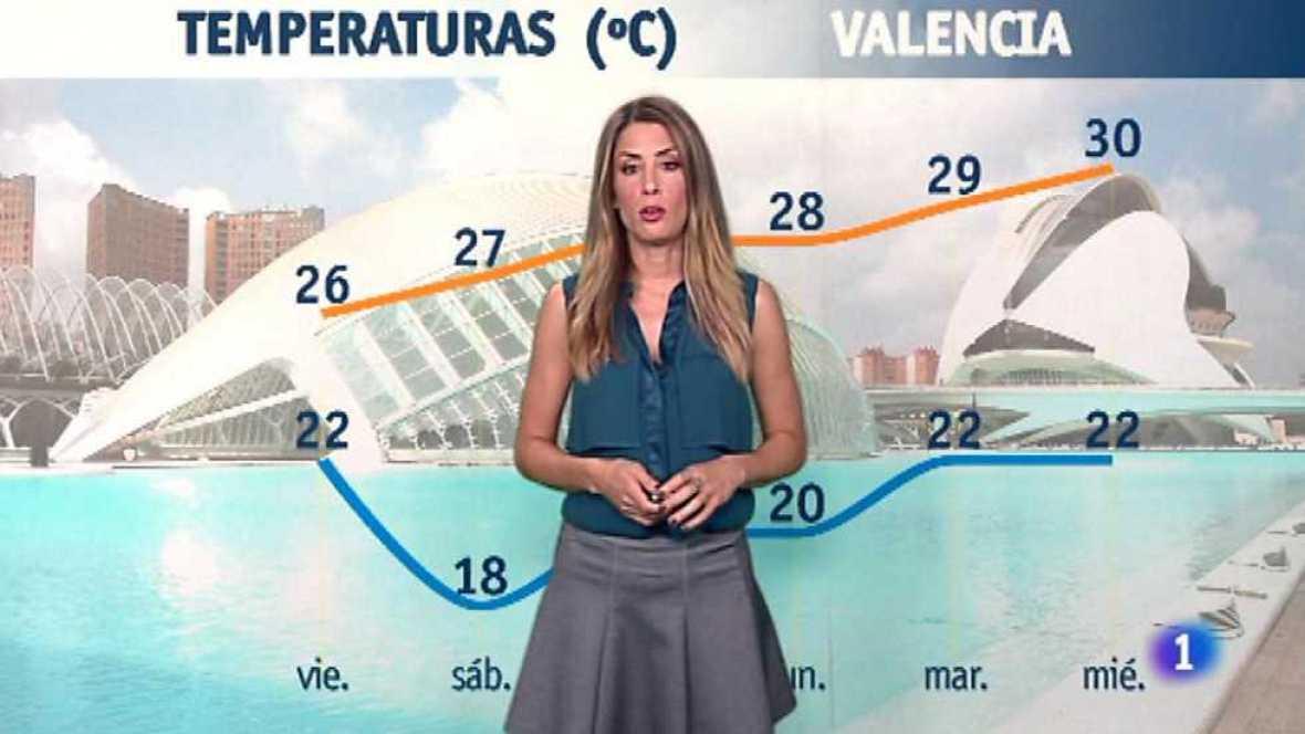 El tiempo en la Comunidad Valenciana - 09/06/17 - ver ahora