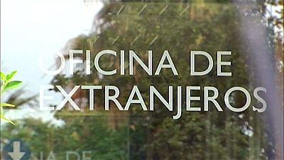 Operación policial contra la contratación irregular de extranjeros hay, 148 detenidos en 15 provincias