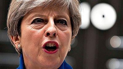 May intentará formar Gobierno en minoría con el apoyo de los unionistas norirlandeses