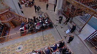 Los conciertos de La 2 - SMR Cuenca: Tv Castilla la Mancha (programa 3) - ver ahora