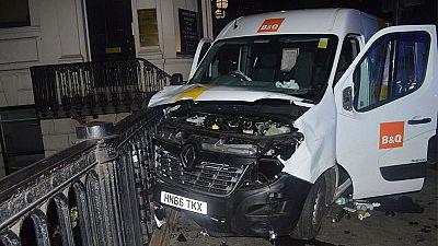 Uno de los terroristas de Londres intentó alquilar un camión horas antes