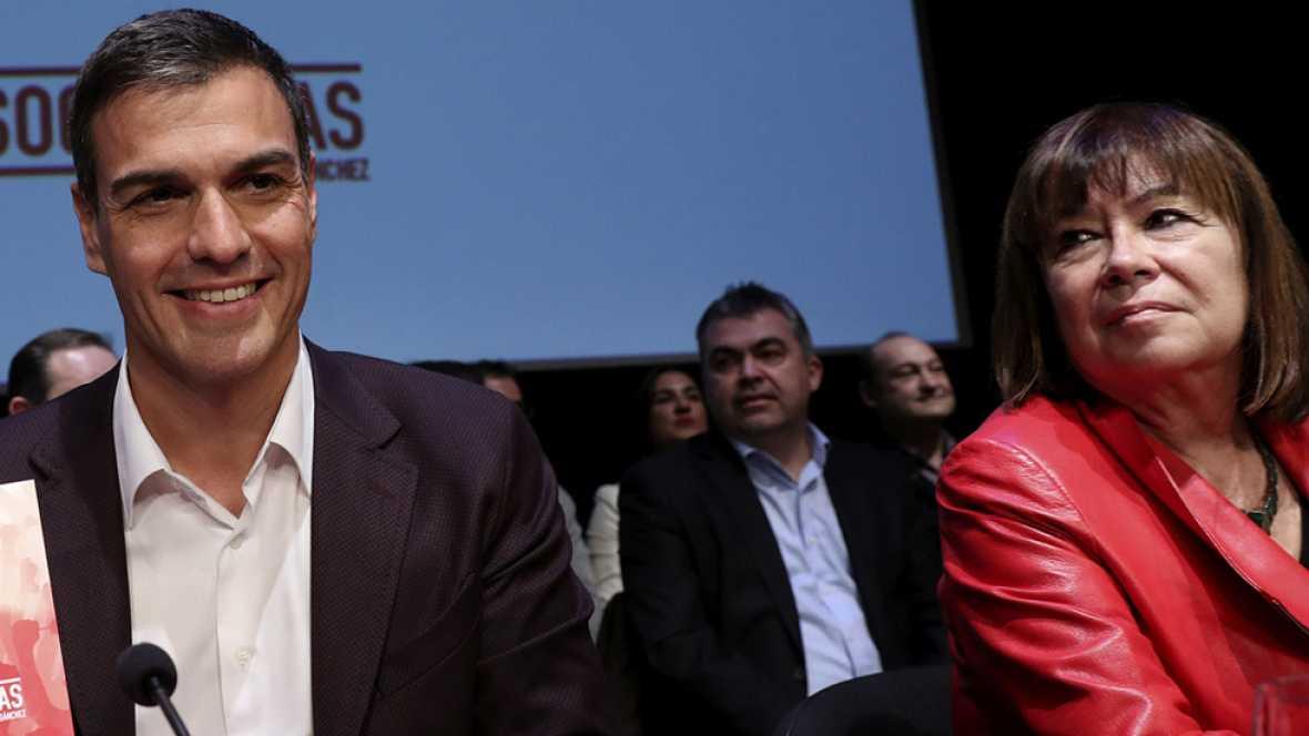 Cristina Narbona dejará el CNS para presidir el PSOE