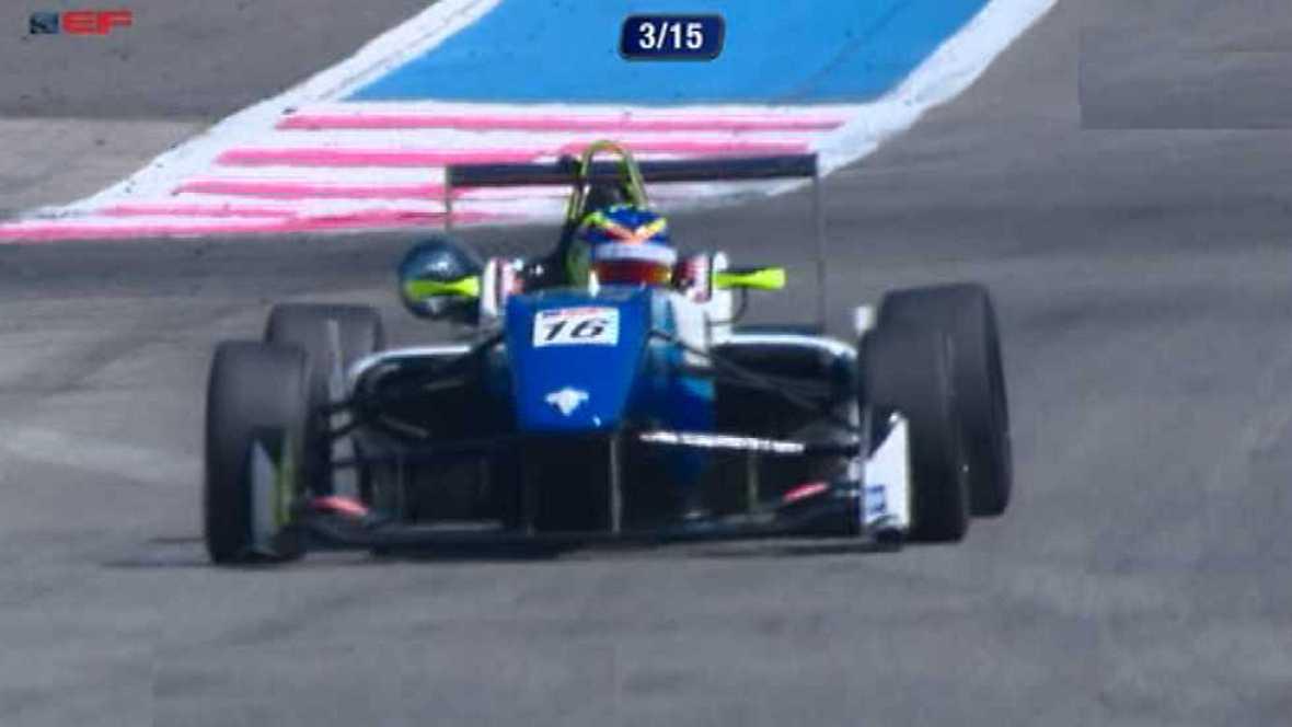 Automovilismo - Eurofórmula Open 1ª Carrera desde el Paul Ricard (Francia) - ver ahora