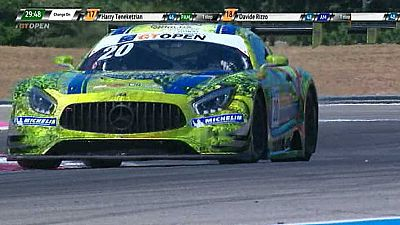 Automovilismo - International GT Open 1ª Carrera desde el Paul Ricard (Francia) - ver ahora