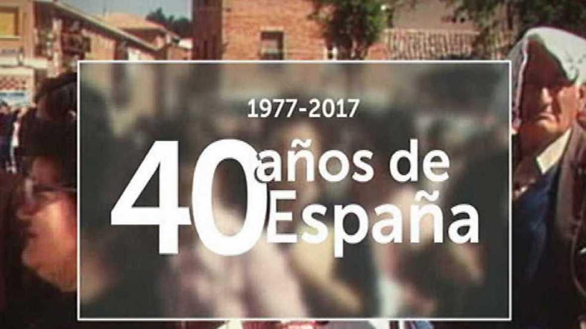 Informe Semanal - 40 años de España - 10/06/17 - ver ahora