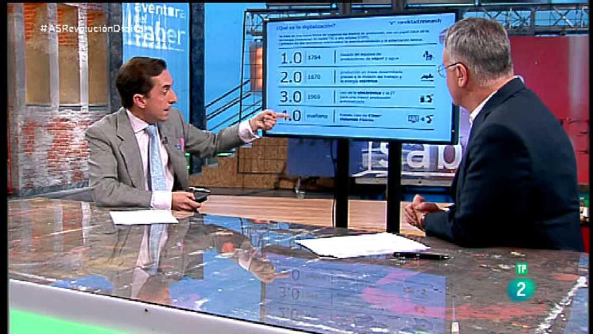 La Aventura del Saber. TVE. José Luis Portela