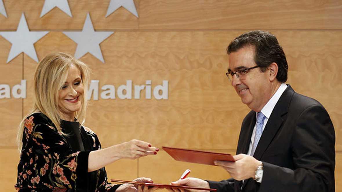 La Comunidad de Madrid en 4' - 12/06/17