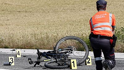 Pasa a disposición judicial el hombre acusado de causar la muerte a un ciclista en oliva, valencia