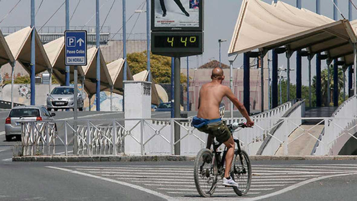 Las temperaturas siguen subiendo salvo en zonas del norte