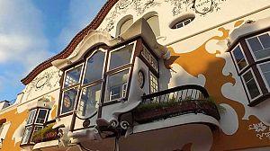 Jujol - Gaudí, dos genios de la arquitectura