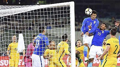 Fútbol - Amistoso Australia - Brasil desde Melbourne (Australia) - ver ahora