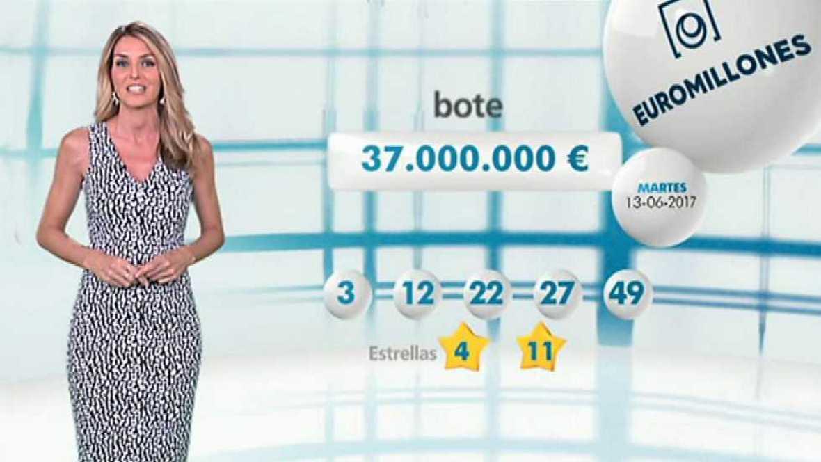 Bonoloto + EuroMillones - 13/06/17 - ver ahora