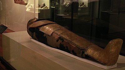 El estudio de cuatro momias con imágenes de alta resolución revela detalles nunca vistos