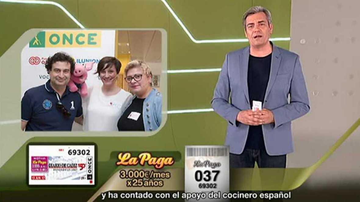 Sorteo ONCE - 13/06/17 - ver ahora