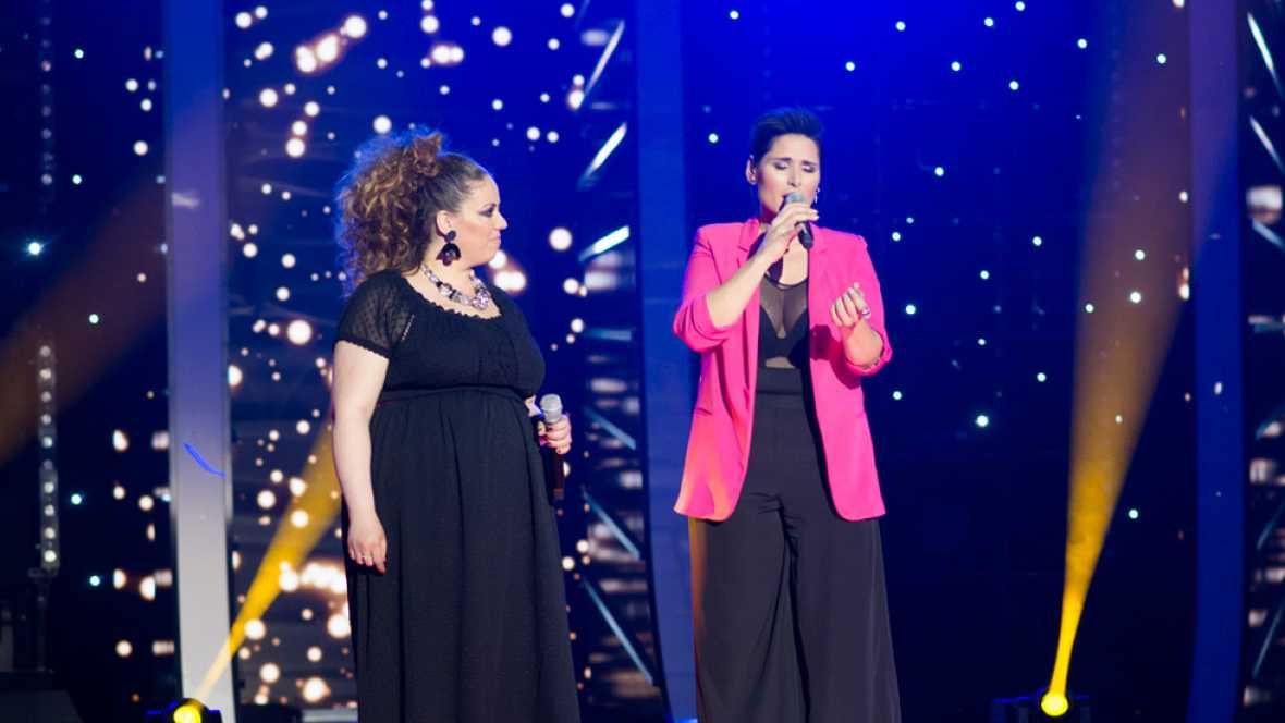 """Fantastic Duo - Rosa López y Rocío Gonzalez cantan """"El ciclo de la vida"""""""