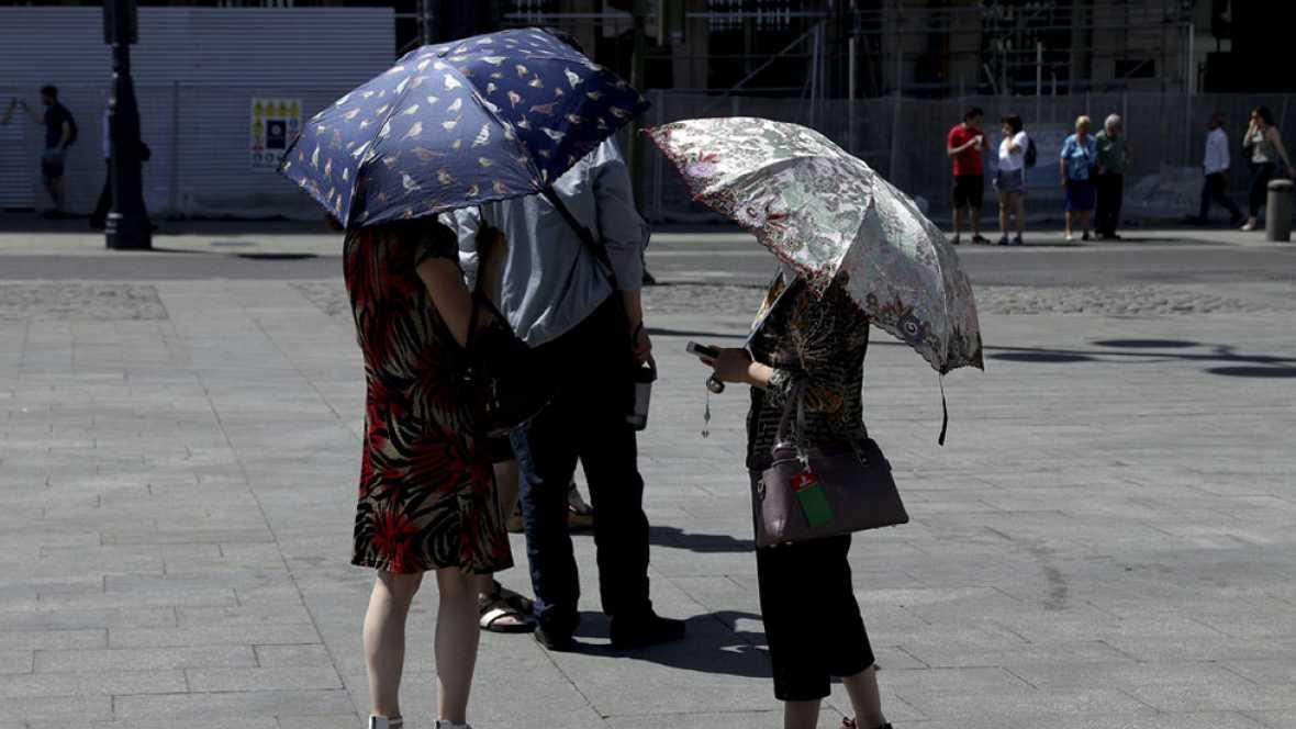 El Tiempo en la Comunidad de Madrid - 14/06/17