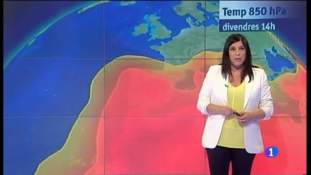 El temps a les Illes Balears - 14/06/17