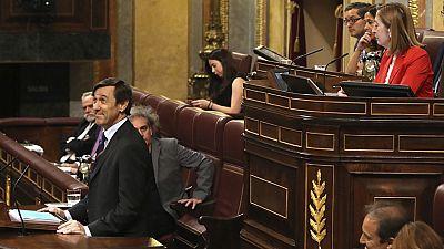 """Hernando, a Iglesias: """"Usted nunca será presidente"""""""