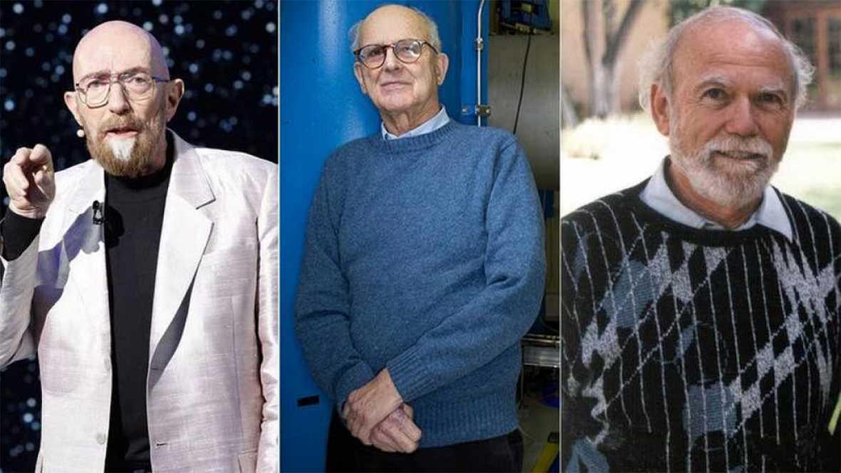 El jurado premia a los padres del experimento LIGO