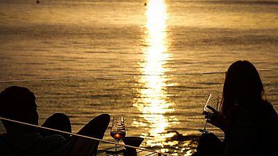 Calor en el Mediterráneo, interior, nordeste y valle del Guadalquivir