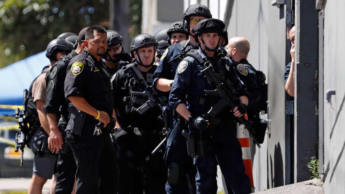 Un tiroteo en San Francisco deja al menos cuatro muertos y múltiples heridos