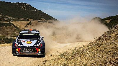 WRC - Campeonato del Mundo. Rally de Cerdeña. Resumen - ver ahora