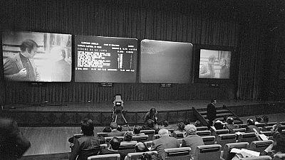 Asi se vivieron las elecciones de 1977 en TVE
