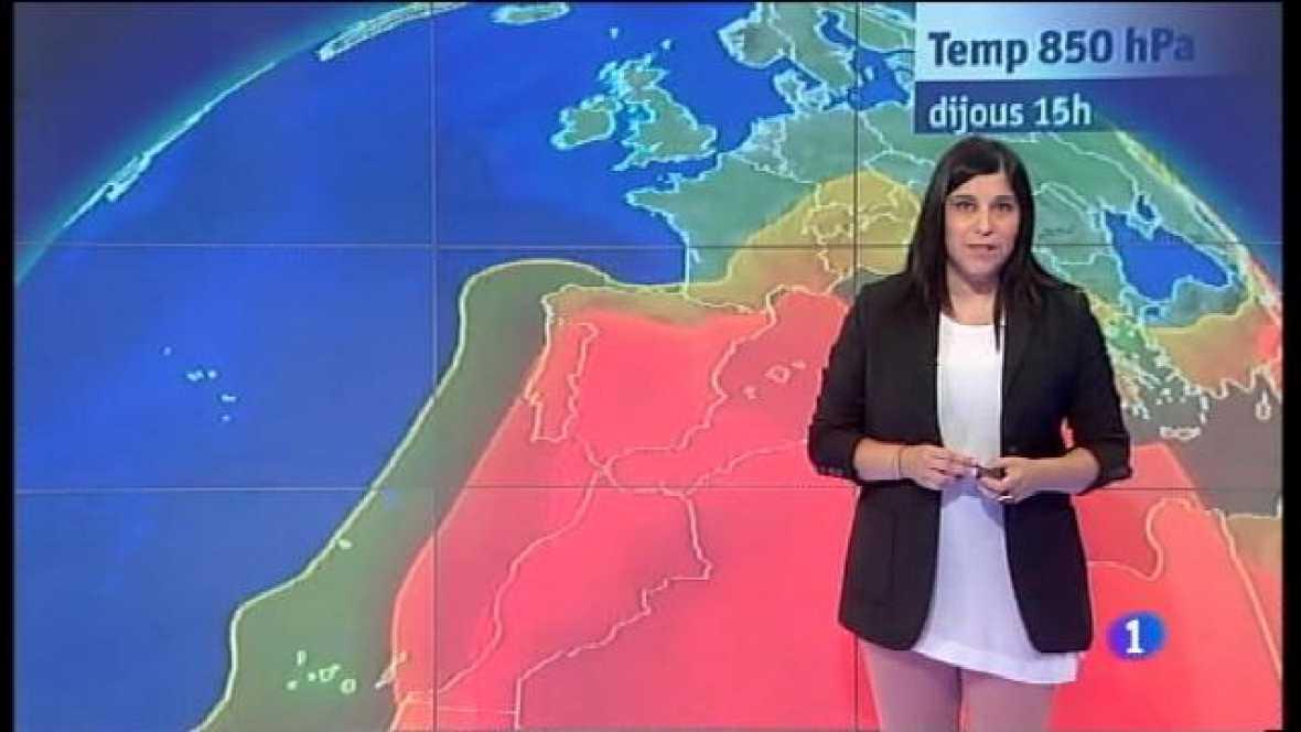 El temps a les Illes Balears - 15/06/17