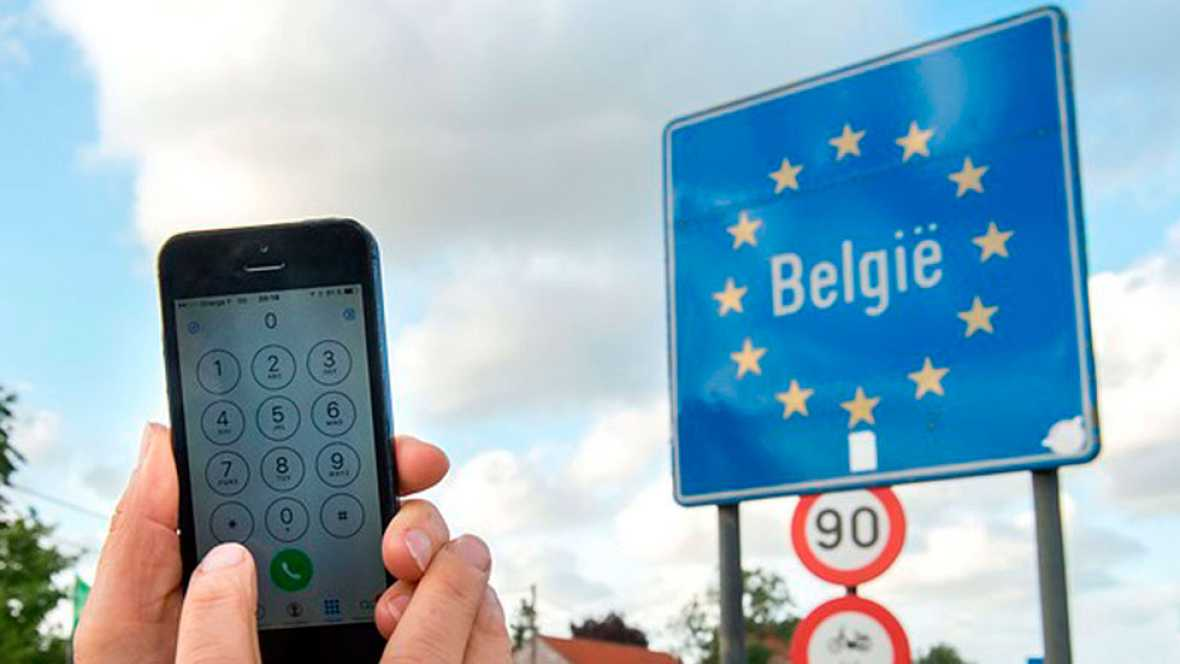 Desde este jueves los ciudadanos de la Unión Europea dejan de tener que pagar de más por utilizar datos móviles fuera de su país, hacer llamadas o enviar mensajes