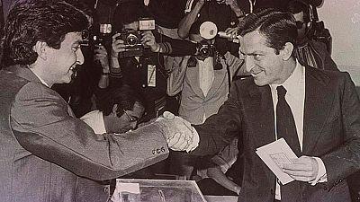Hace 40 años los españoles acudían a las urnas para elegir a sus representantes en las primeras elecciones democráticas