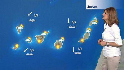El tiempo en Canarias - 15/06/2017