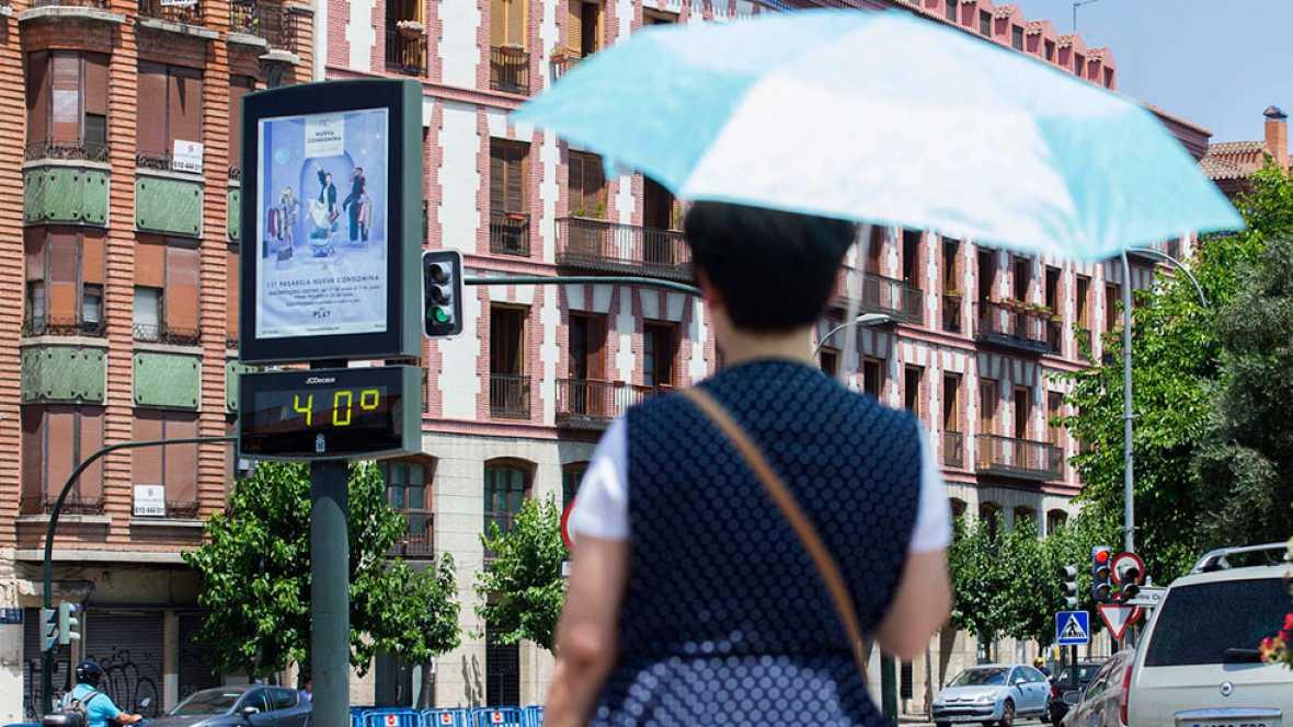 Llega la segunda ola de calor más temprana en España desde 1975