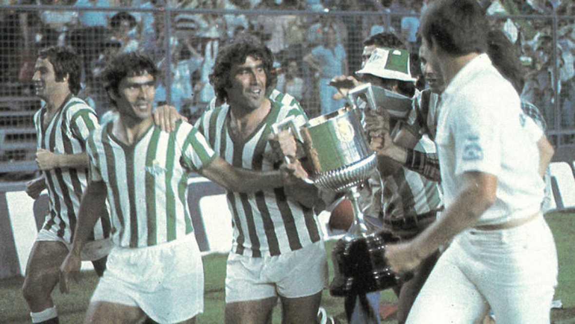Conexión vintage - El triunfo bético en la primera final de la Copa del Rey - 15/06/17 - ver ahora