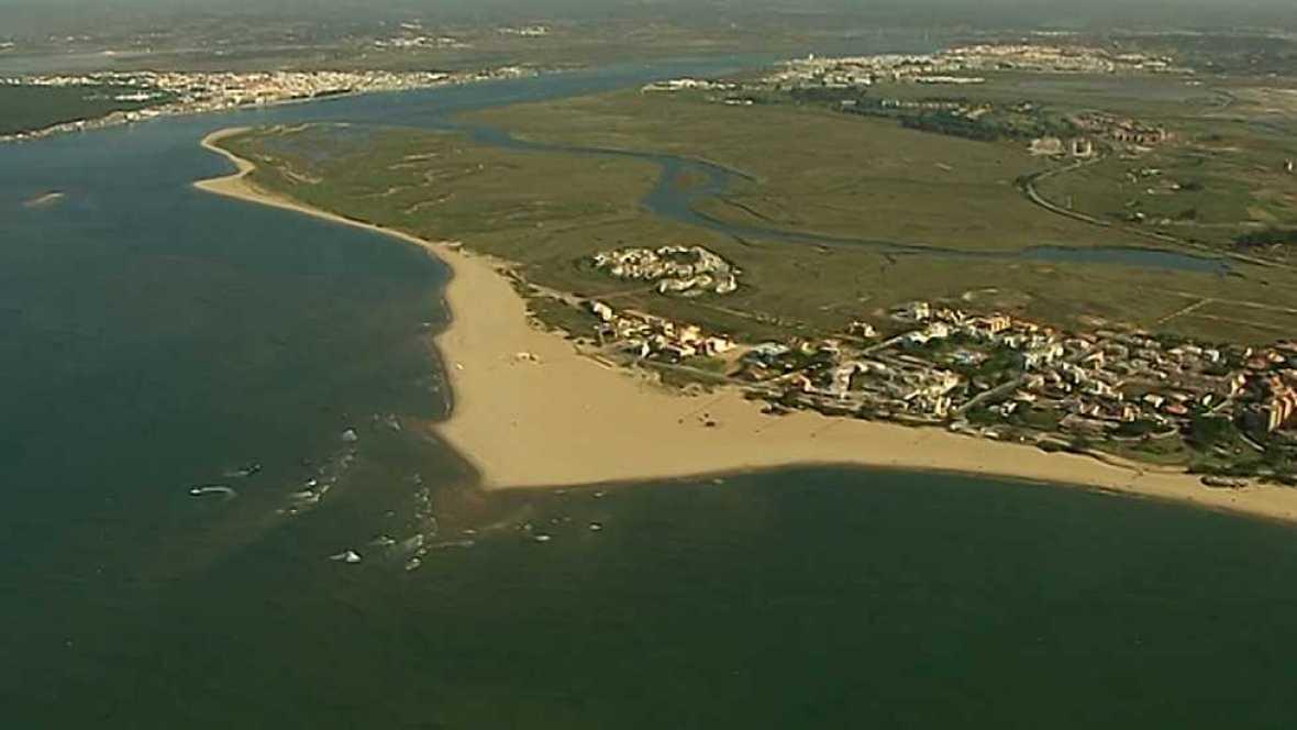 Las riberas del mar océano - Los deltas - ver ahora
