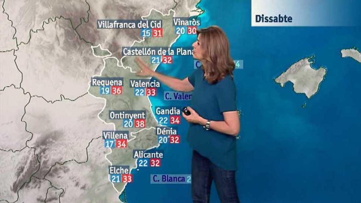 El tiempo en la Comunidad Valenciana - 16/06/17 - ver ahora
